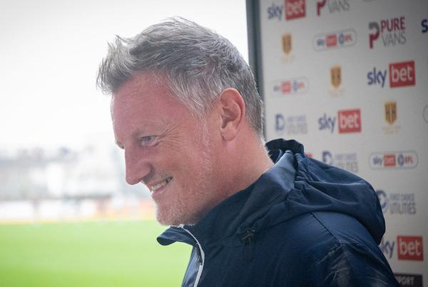 """Picture for REACTION   Wayne Hatswell: """"We had a tough week but we got a reaction"""""""
