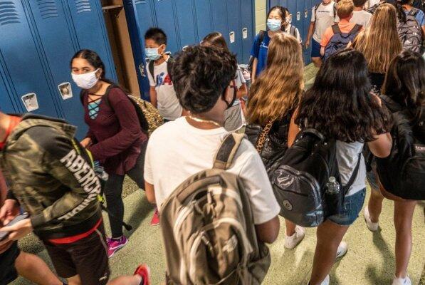 Picture for Mass. Schools Report 1,804 COVID Cases Among Students in Last Week, 350 Among Staff – NBC Boston | #coronavirus | #kids. | #children | #schools