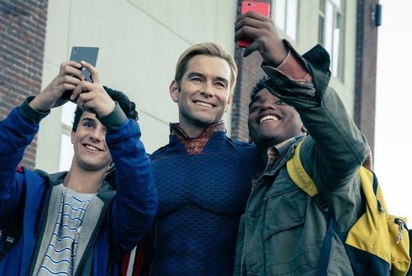 Picture for 'The Boys': Vought Creates Their Own Awards After Not Receiving an Emmy Nomination