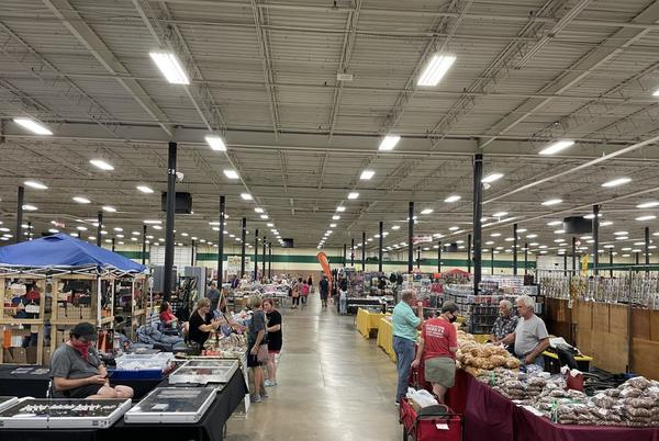 Picture for Flea Market takes over Knoxville Expo Center