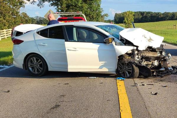Picture for One tragically killed in head-on collision in Jasper County