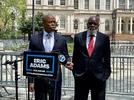 Picture for A historic victim of police violence, Abner Louima endorses Eric Adams in Democratic primary race for mayor