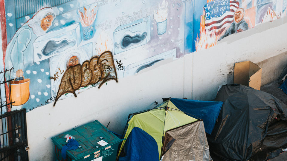 Picture for Governor: Don't Stigmatize California's Homeless