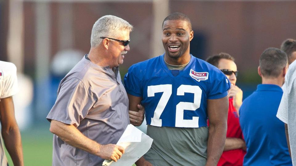Picture for Sportsnaut exclusive: Osi Umenyiora breaks down Super Bowl LV matchup
