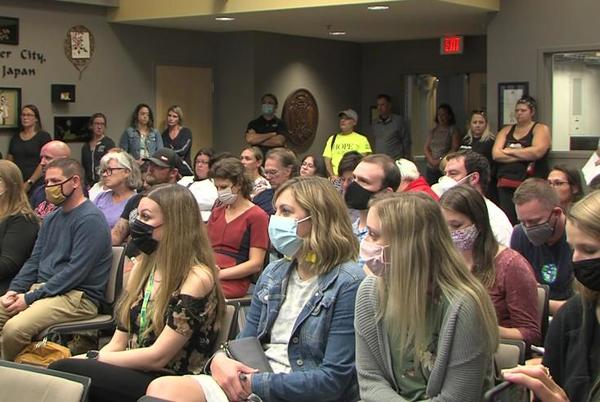 Picture for Menomonee Falls School Board votes to change masking policy