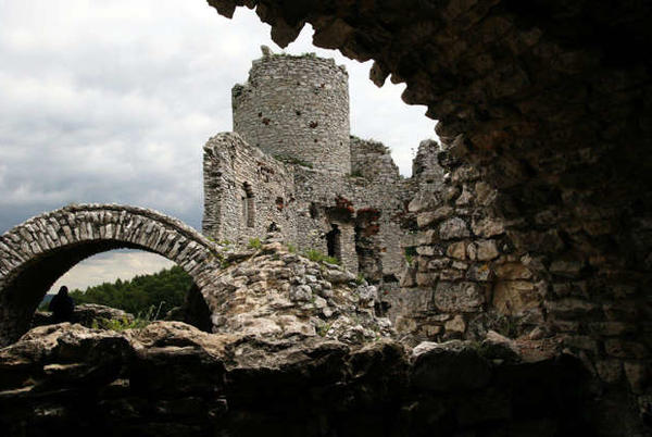 Picture for Inside creepy abandoned castles left to rot