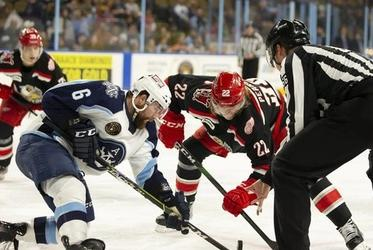 Picture for Milwaukee Musings: Admirals return home, dominate Griffins
