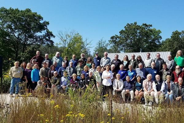 Picture for UW-Stevens Point honors conservationists, including Kenosha's Don Roppolo