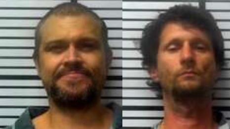 Cover for Two men arrested after incident at Jones County home