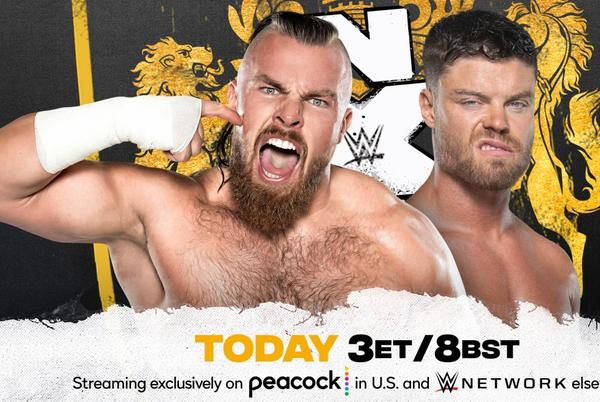 Picture for Joe Coffey to collide with Jordan Devlin in highly anticipated rematch on NXT UK