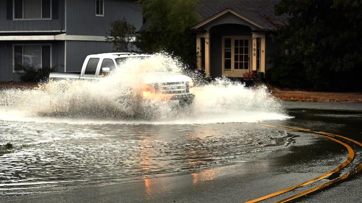 Cover for Overnight storm's rain and winds down trees, knock out power in Pierce, Thurston counties