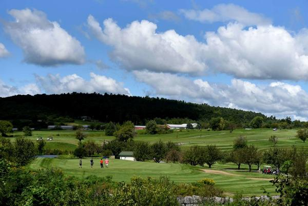 Picture for Golf courses working to become more environmentally friendly