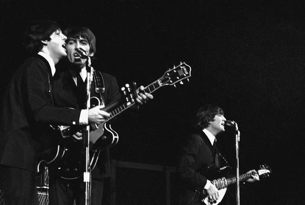 Picture for The Beatles' 1970 'Let It Be' album returns to top of Billboard charts