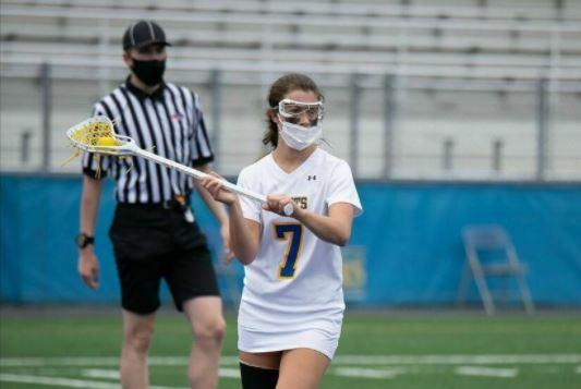 Picture for .@LongstrethLAX girls' recruit: Lake Forest (IL) 2023 ATT/MF Keil commits to Denver
