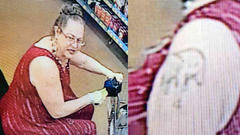 """Cover for """"C'Mon Momma"""" Florida Woman Steals $294 In Merch From Walmart Using Dollar General Bag And A Scooter"""