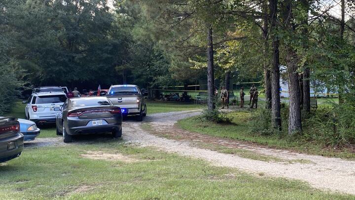 Cover for UPDATE: 1 man dead, 1 man in custody following shooting near U.S. 11