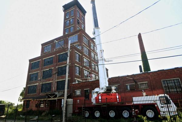 Picture for Work on former Remington Arms shot tower in Bridgeport is just the beginning