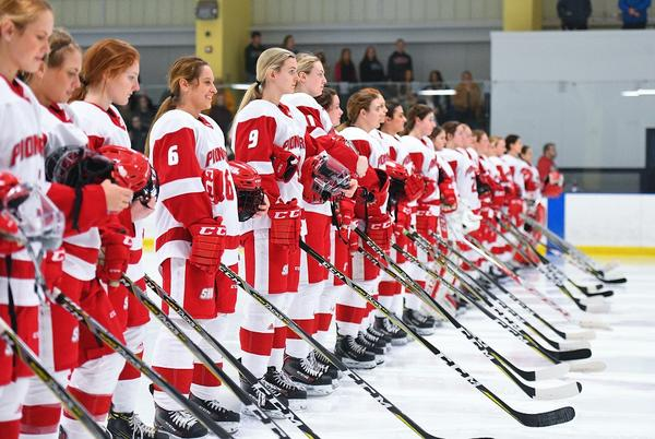 Picture for Women's DI College Hockey: 2021-22 NEWHA season preview