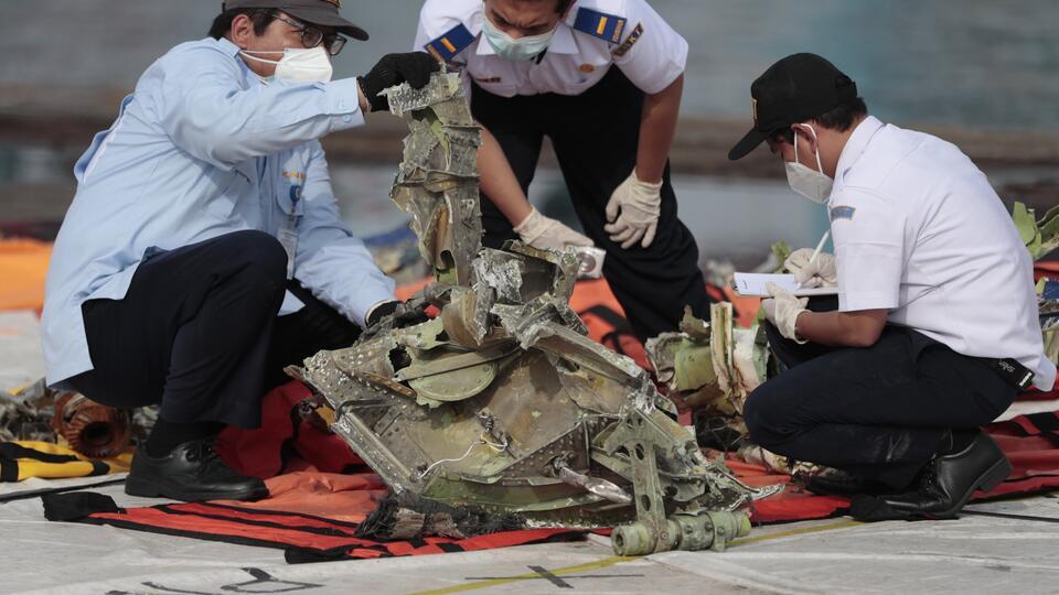 Picture for Lawsuit over Indonesia 737 crash claims autothrottle problem