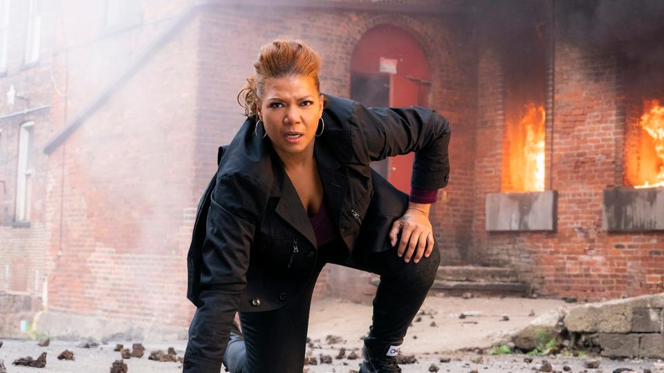 Picture for Review: Queen Latifah's CBS drama 'The Equalizer' is pandemic comfort food