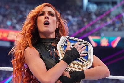 Picture for What was originally discussed for Becky Lynch at WWE Wrestlemania 37