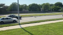 Cover for WATCH: Road damage in middle of heat wave
