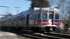 Cover for An unidentified man was hit and killed by a SEPTA train Friday night after stepping onto the tracks north of Langhorne Station.