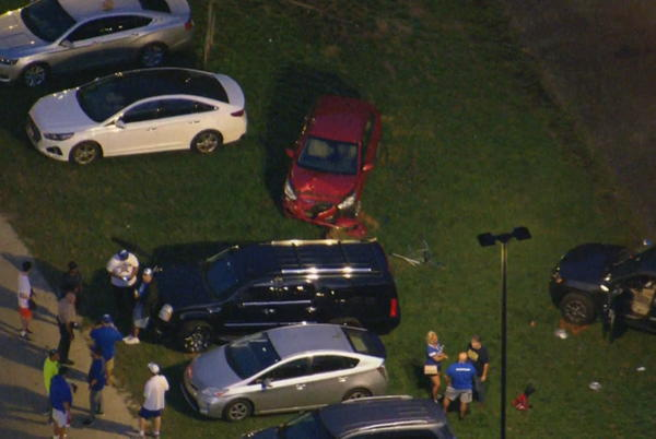 Picture for Vehicle Hits Multiple Pedestrians Outside Of High School Football Game In Wilmington