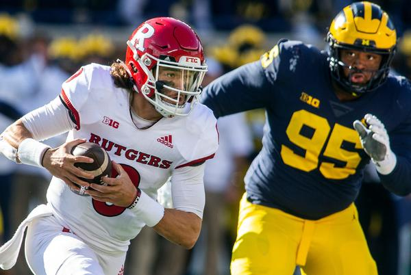 Picture for 5 takeaways as Rutgers football loses to Michigan in Big Ten opener
