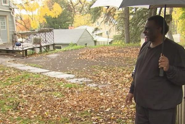 Picture for North St. Paul man says county wrongly demolished wall on his property, leaving home unsafe