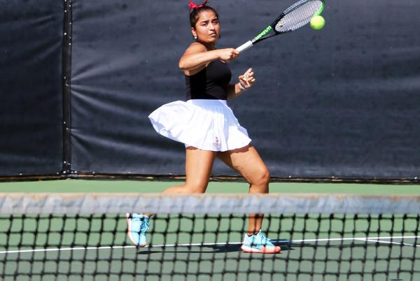 Picture for CMS Women's Tennis Dominates Singles on Second Day of Fall Invitational
