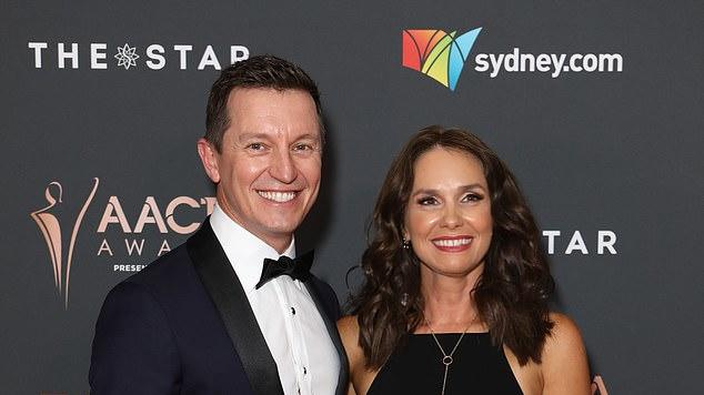 Picture for Steve Jacobs' ex-wife Rosie congratulates Rove McManus and Tasma Walton on the purchase of their new home after offloading her Sydney apartment for $1.8million