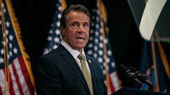 Cover for Albany DA confirms Cuomo criminal probe, calls for accusers to 'please reach out'