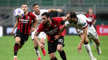 Picture for Hakan Calhanoglu: AC Milan and Turkey star breaks silence on future