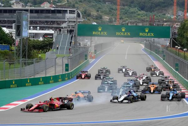 Picture for The 2022 Formula One Calendar