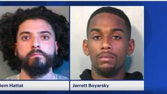 Cover for Police: Two men behind multiple Carle Place school burglaries