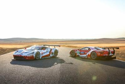 Picture for Ford Partners With VI to Bring 7 Le Mans Winning GTLM's to Laguna Seca