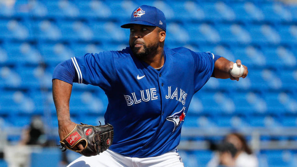Picture for Blue Jays release Francisco Liriano