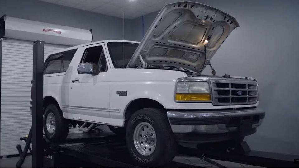 Picture for Your 1996 Ford Bronco Might Need Testosterone Shots