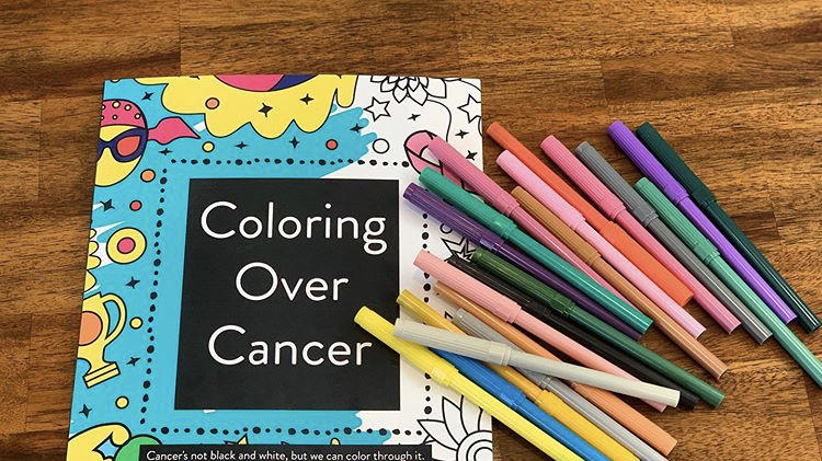 National Coloring Book Day News Break