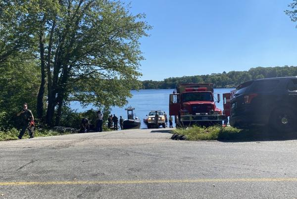 Picture for Missing Kayaker Found Dead in North Stonington