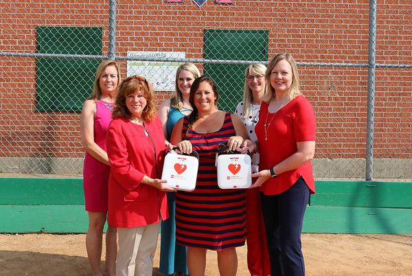 Picture for Bothwell Foundation Presents Two AEDs to Sedalia Parks & Rec