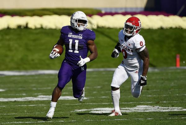 Picture for Rapid Reaction: Northwestern defeats Rutgers 21-7, secures first Big Ten win of its season