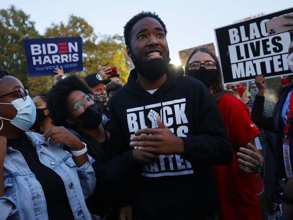Black people agree: Race relations 'worse' under Biden - News Break