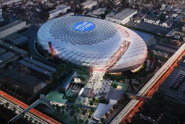 Picture for Intuit Gets Naming Rights to NBA LA Clippers' New $1.2 Billion Arena