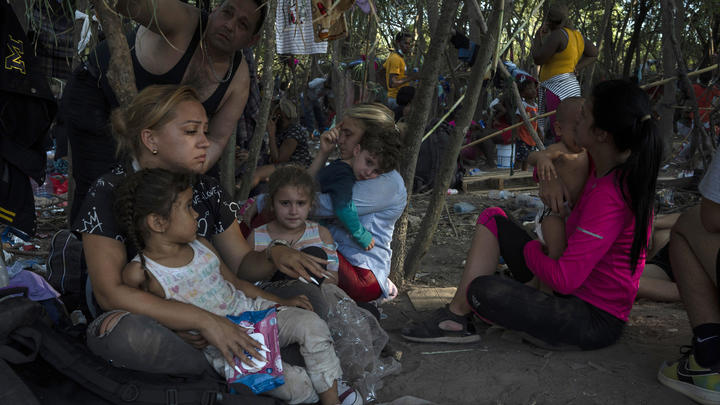 Cover for Biden Administration to Deport Haitians in South Texas