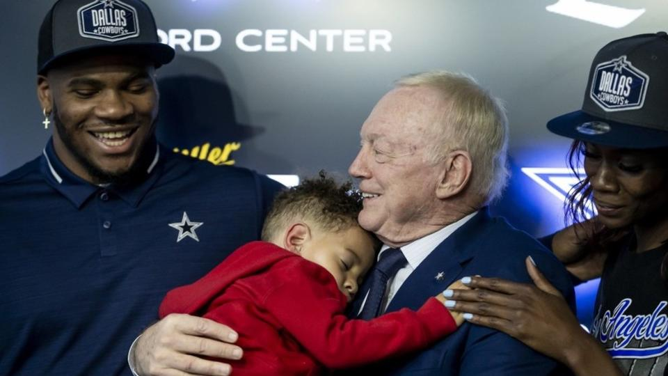 Picture for Micah Parsons Favored to Make Cowboys History