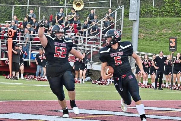 Picture for Westmoreland County high school football notes: Southmoreland preps for massive game