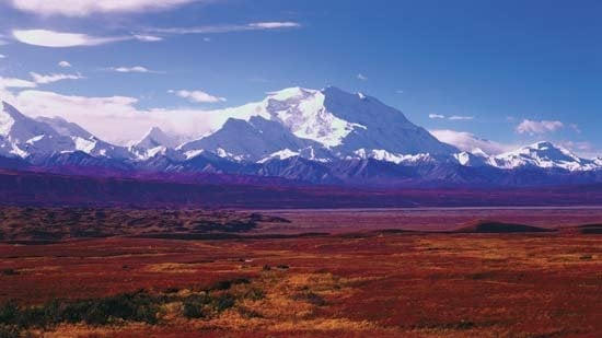 Picture for Alaska, Constituent State Of The United States Of America.