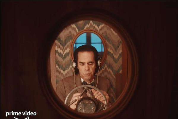 Picture for Watch Nick Cave play HG Wells in trailer for new Benedict Cumberbatch movie